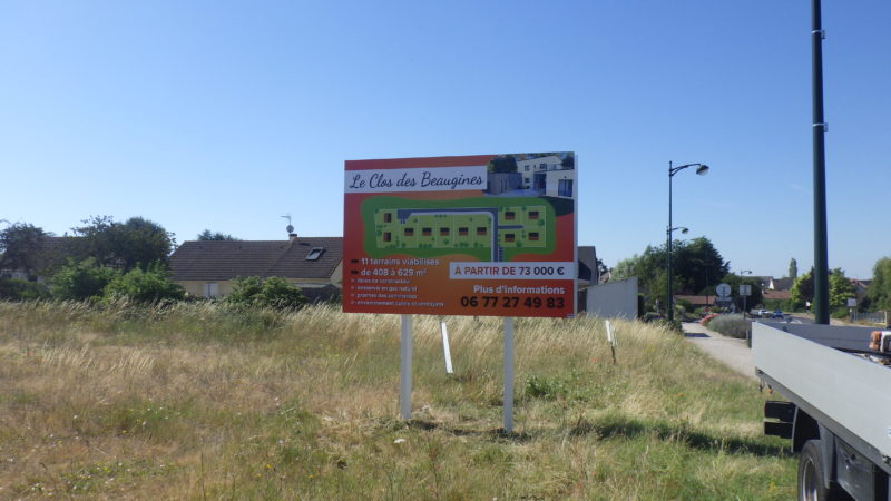 FOCUS SUR : <br> Le Clos des Beaugines <br> à Saint Denis de l'Hôtel