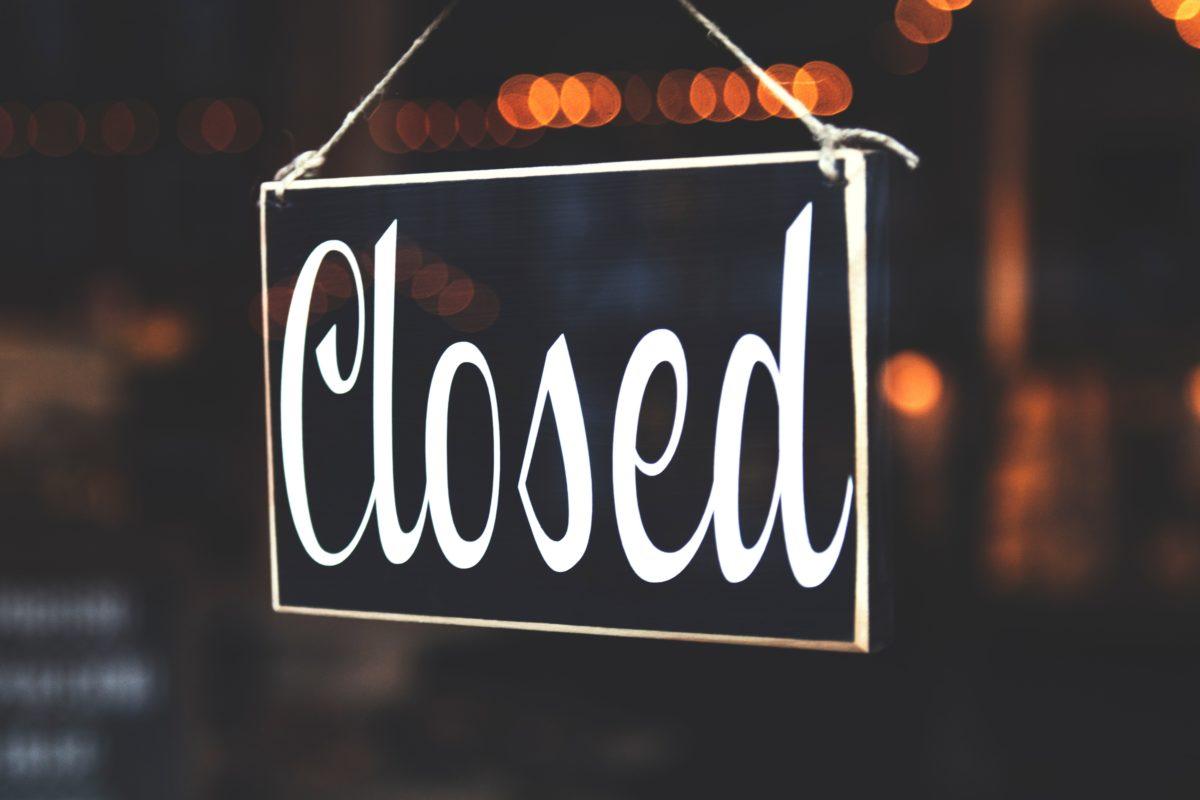 Soléaire est fermée <br> pour une semaine