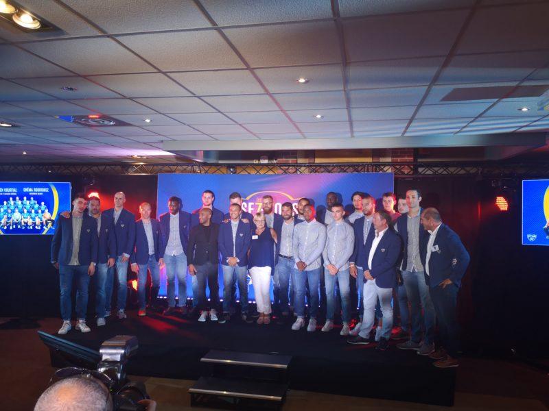 Soléaire toujours aux côtés <br> du Saran Loiret Handball