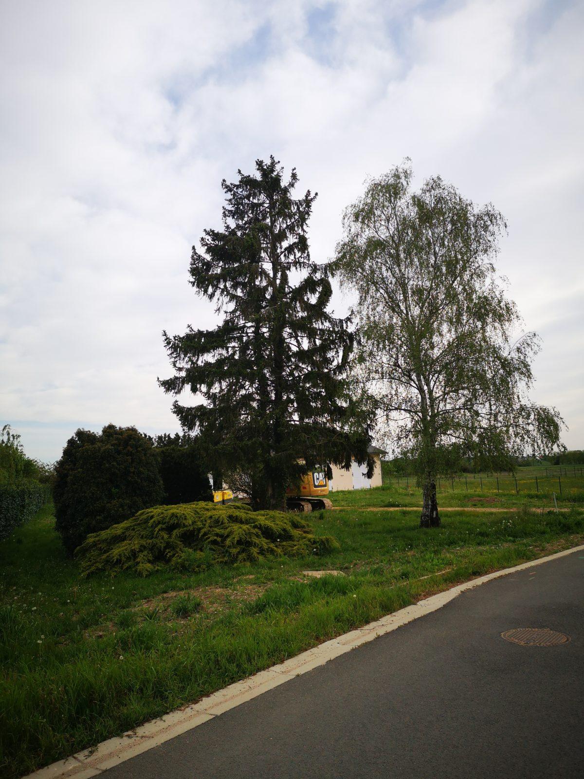 Démarrage du chantier <br> à BOU – Rue de Caslin