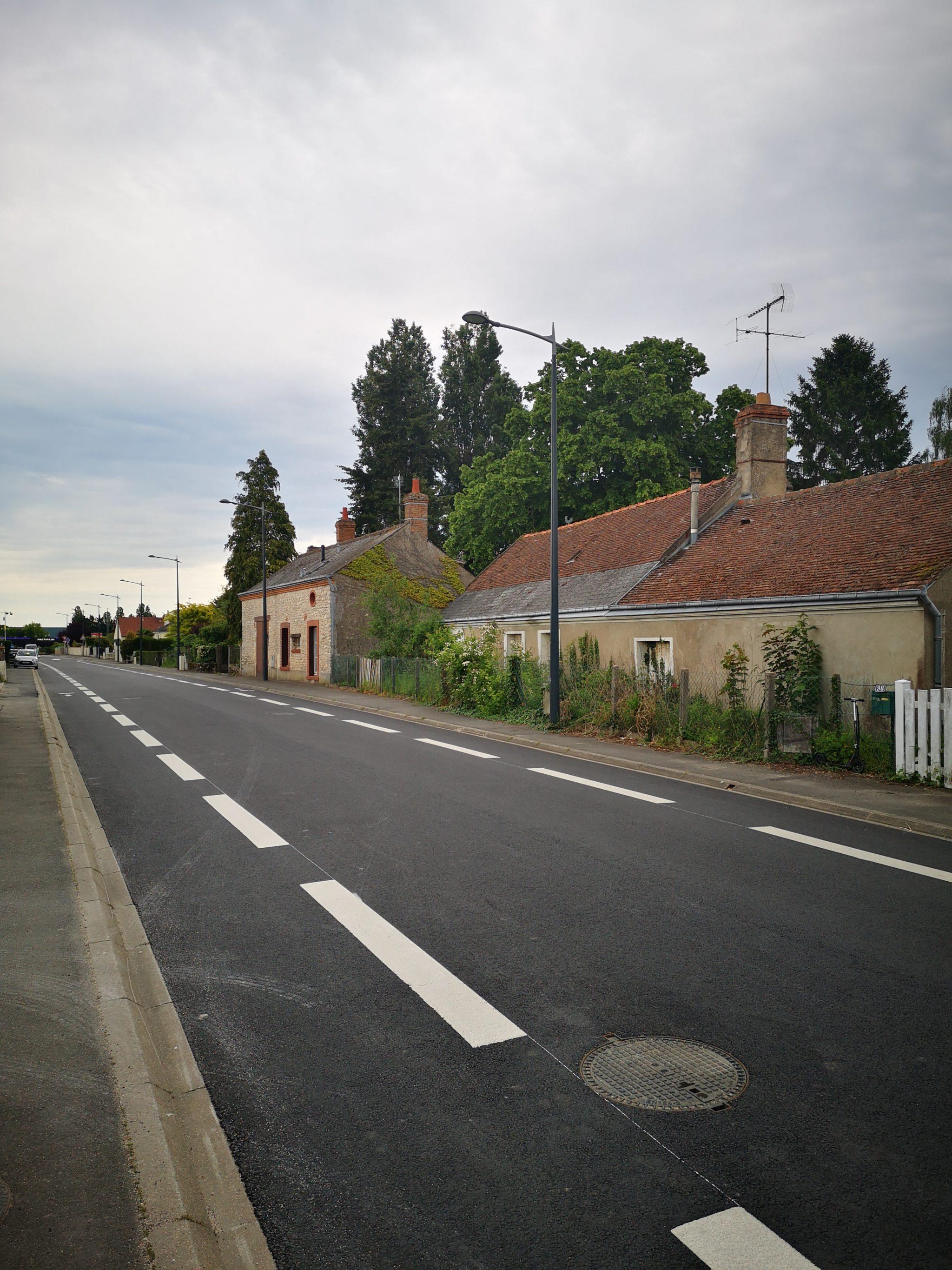 Une petite opération, dans cette rue calme et idéalement située !