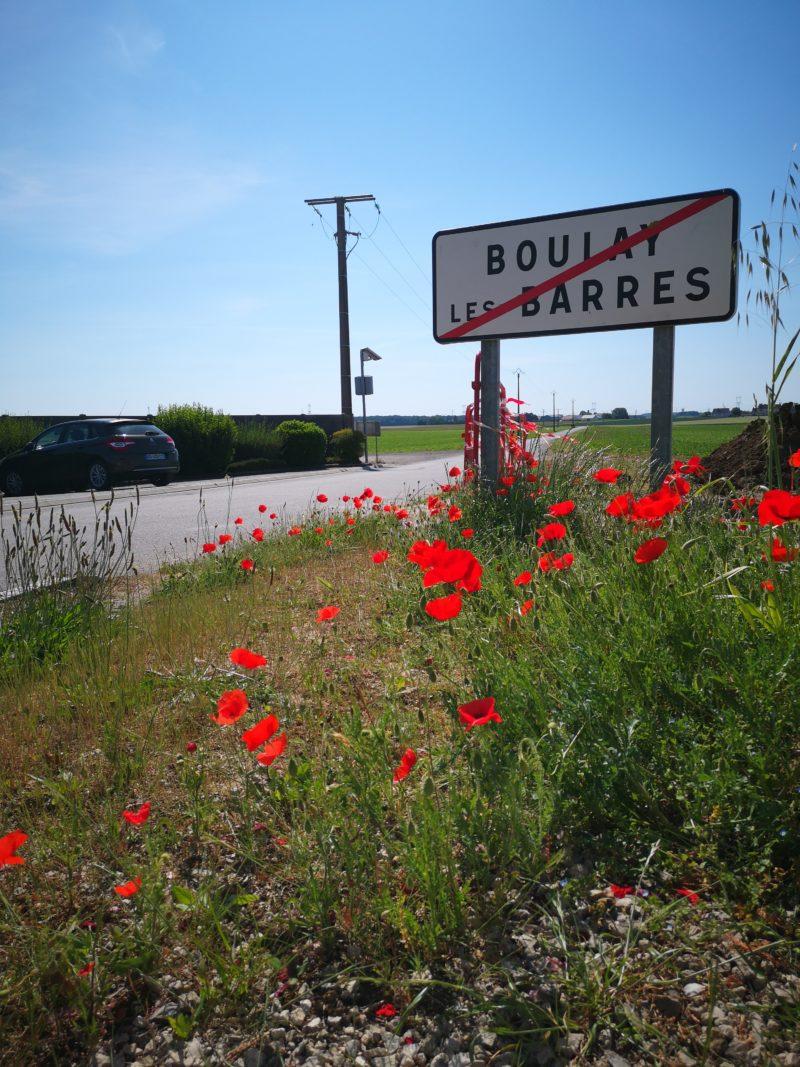BOULAY LES BARRES <br> Le Clos de la Plaine