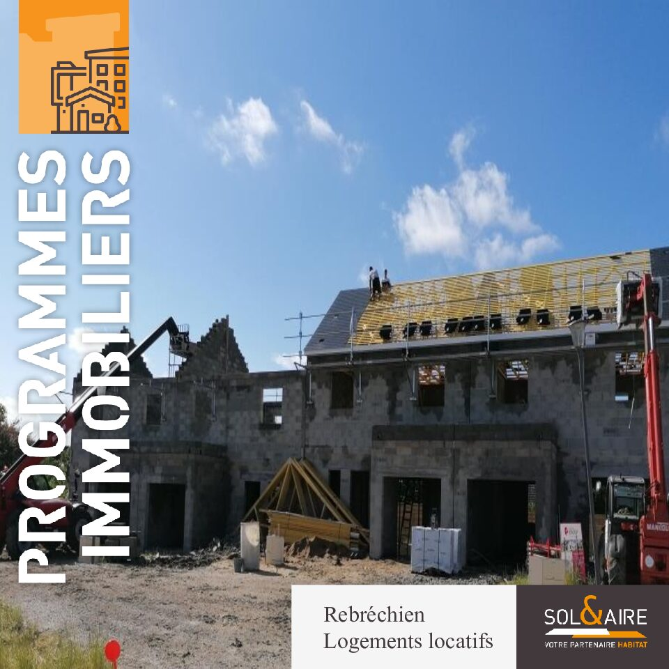 Sol&Aire, c'est aussi <br> la construction de maisons individuelles